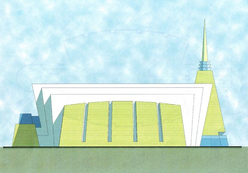 A temple idea